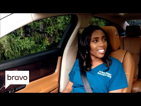 Married To Medicine: Dr. Simone Whitmore Teaches Her Son How To Drive (Season 6, Episode 3) | Bravo