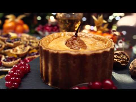 Marks & Spencer Christmas Food Banquet Advert 2014 #FollowTheFairies