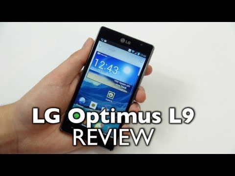 Review: LG Optimus L9 P760   SwagTab
