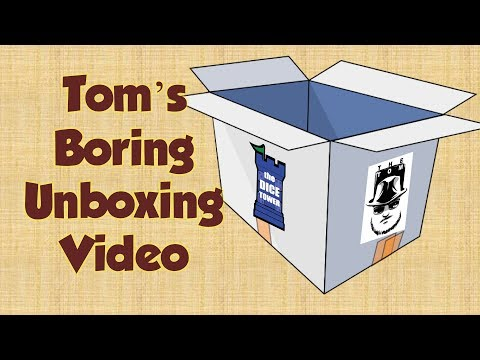 Tom's Boring Unboxing Video - July 17, 2018