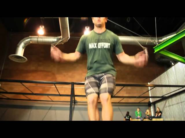 CrossFit Max Effort - 2012 Open WOD 12.4