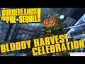 Watch Borderlands The Pre-Sequel Bloody Harvest Celebration! Limited Time Weapon Jack-o'-Cannon! Video