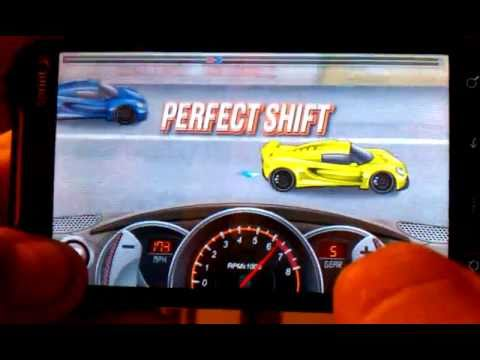 Android, Drag Racing, Hennessey Venom GT TOP 3 Tune Settings CM Games