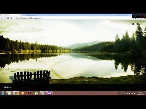 Slideshow tutorial - JavaScript