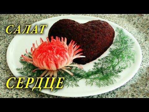 Как приготовить печень и сердце - видео