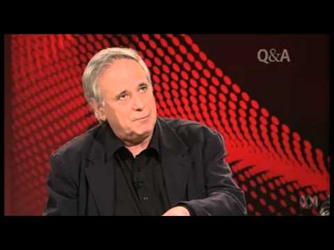 Israel, a democracy? Ilan Pappe on Q&A (ABC)