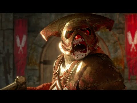 Middle-earth: Shadow of War Official Slaughter Tribe Trailer