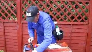 Window cleaning tips - How to Dogear a channel the new way.