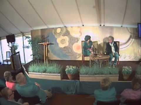 Maggi Hambling - Charleston Festival 2015