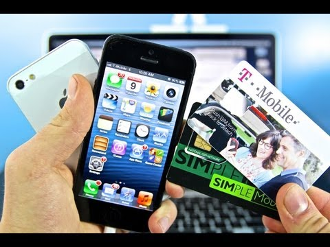 How To Factory Unlock iPhone 5/4S/4/3Gs 6.1/6.0.2/6.0.1/6.0 Forever! Tmobile 4.12.02/3.0.0.4/5.16.07
