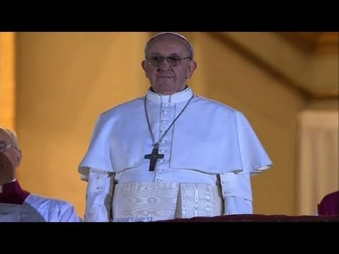 Argentina's Bergoglio becomes Pope Francis I