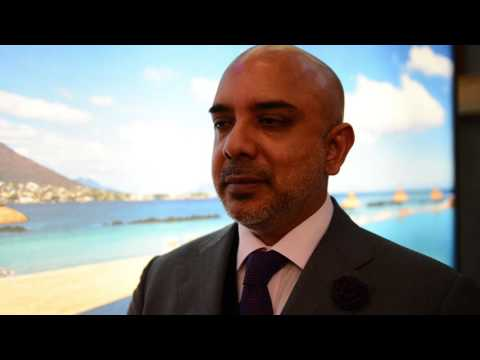 Sanjiv Ramdanee, chief executive Maradiva Villas Resort