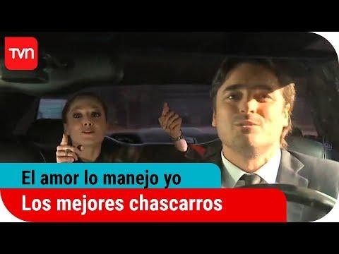 El amor lo manejo yo - TVN: Chascarros