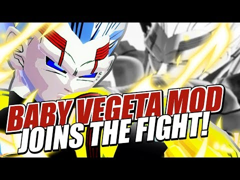 BABY VEGETA IN DRAGON BALL FIGHTERZ – Dragon Ball Fighterz Mods| Pungence