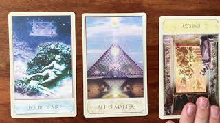 Daily Tarot Reading for 26 August 2017 | Gregory Scott Tarot
