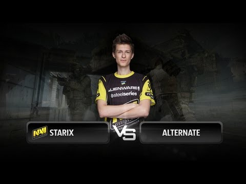 starix vs ALTERNATE de mirage ce @ SLTV StarSeries VI