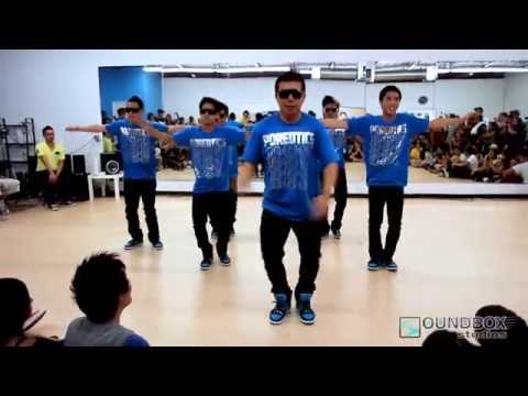 Poreotics At Soundbox Studios Hd video