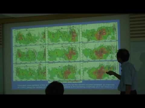 張大林-Tropical cyclogenesis from merging vortices associated with ITCZ breakdowns