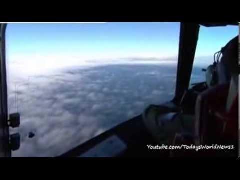Malaysia plane: Australian Air Force scour Indian Ocean