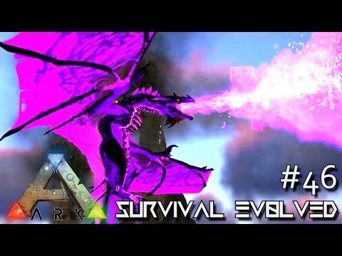 ARK: SURVIVAL EVOLVED - NEW DEVIL WYVERN & BIONIC PTERADON !!! E46 (MODDED ARK GAMEPLAY)