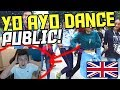 Lagu *REACTION* VIA VALLEN 'MERAIH BINTANG' DANCE IN PUBLIC - ASIAN GAMES 2018 SONG (Asian Games Dance)