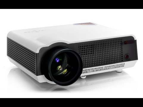 """Interactive LED Projector """"Surface"""" - 3000 Lumens, 2x HDMI, TV Tuner"""