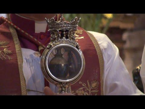 Neapol - Cud w Katedrze Św. Januarego