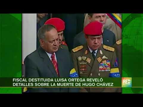 RED+ | Según Luisa Ortega, Diosdado cabello y Nicolás maduro han tenido diferencias