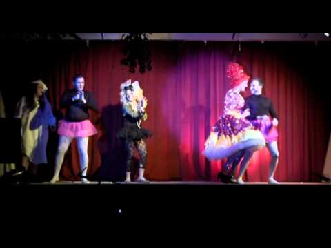 Rubber Chicken Players Pantomime 2012