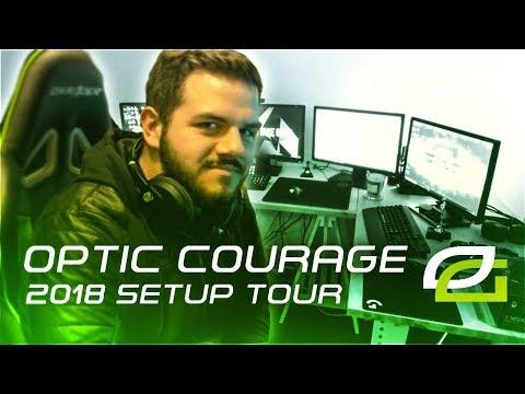 OpTic Gaming Apartment/Setup Tour!!!