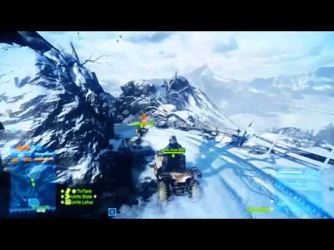 BF3 - Friendly Collisions!