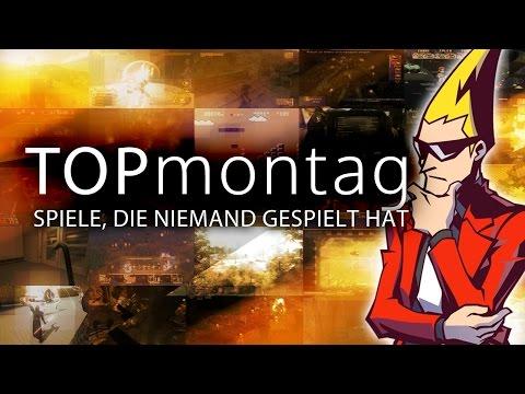 Die besten Spiele, die niemand gespielt hat - TOPmontag - Teil 1 - GIGA.DE