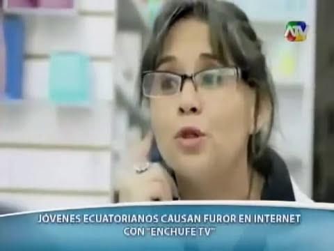 ENCHUFETV REPORTAJE DEL CANAL  ATV  Perú (por que son los mas vistos)