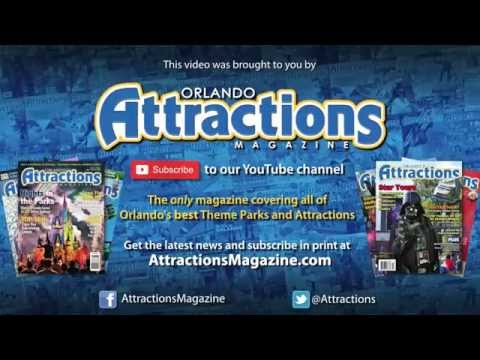 Subscribe to Attractions Magazine YouTube Channel for great theme park videos and shows