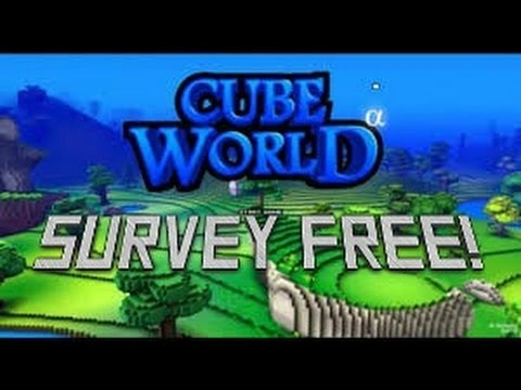 How to Download Cube World - FREE No Surveys