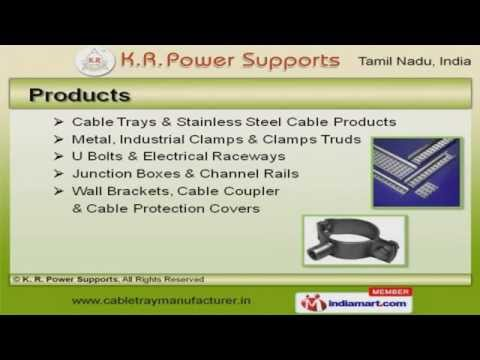 Electrical Sheet Metal Components by K.R.Power Supports, Coimbatore