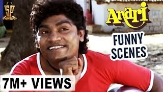 Johnney lever funny collection  part 02-Anari(Hindi)
