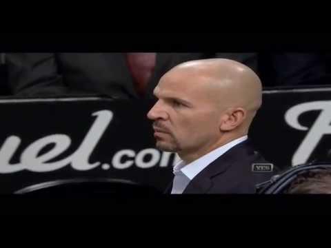 Bucks coach Jason Kidd booed in return to Brooklyn to face Nets at Barclays Center