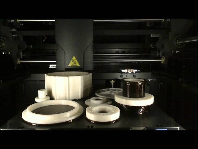 3D Printing with Stratasys