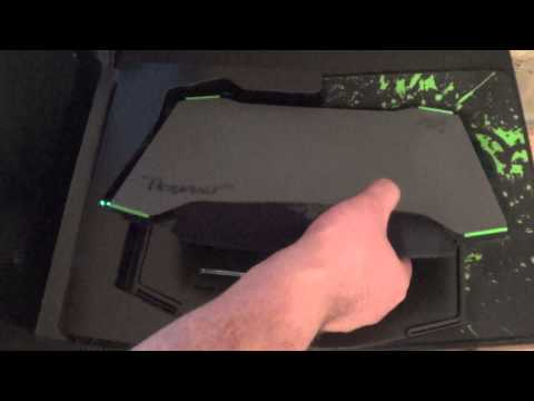 Razer Vespula Dual Sided Gaming Mouse Mat Unboxing & Review