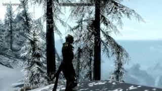 The Elder Scrolls V : Skyrim Intro #1