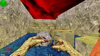 Counter Strike: Zombie Escape Mod - Map: zm_osprey_escape