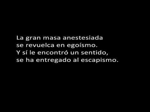 Hermetica - La Gran Masa Anesteciada