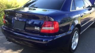 2001 Audi A4 Quattro, Auto, Leather, fully loaded, Alloy wheels