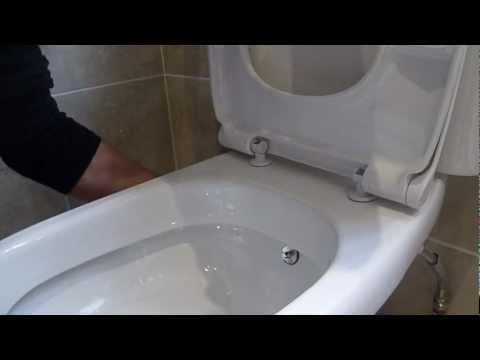 Bidet a wc v jednom