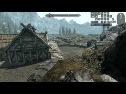 Skyrim Glitch Tutorials - Horse Tilting