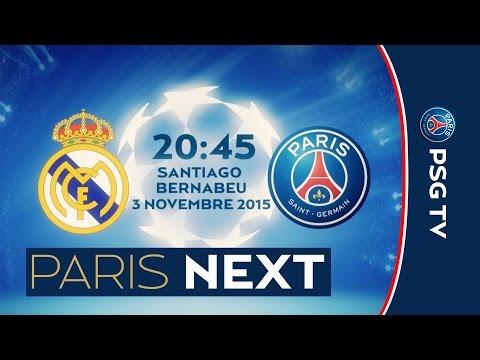 TRAILER REAL MADRID vs PARIS SAINT-GERMAIN