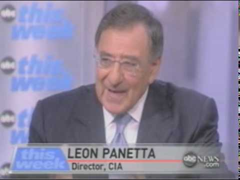 leon panetta young. CIA Director Leon Panetta: At Most 50 to 100 Al Qaeda in Afghanistan