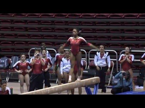 Ball State Gymnastics Heads for Iowa for NCAAs