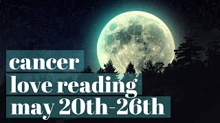 "CANCER ""WHY ARE YOU AVOIDING ME??😞💔"" MAY 20-26 WEEKLY LOVE READING 💕🍍💕"